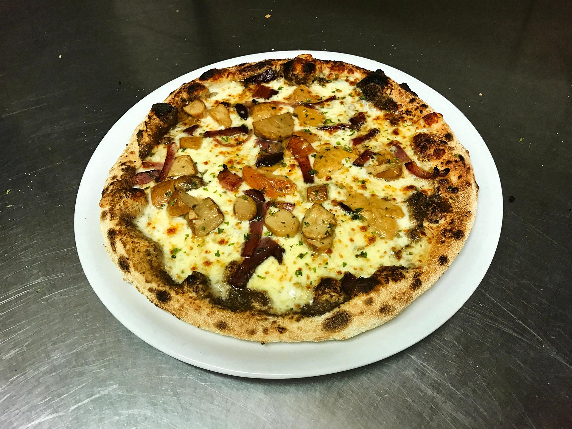 Pizza Ad Hoc Pizza Centro Torino