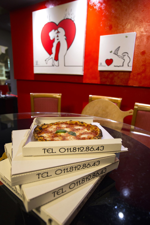 Pizza Ad Hoc - pizzeria asporto Torino