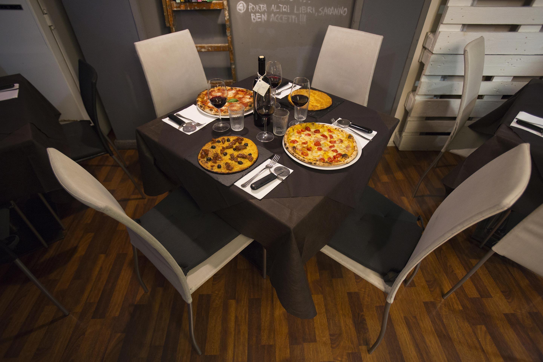 Pizza Ad Hoc - pizzeria Torino