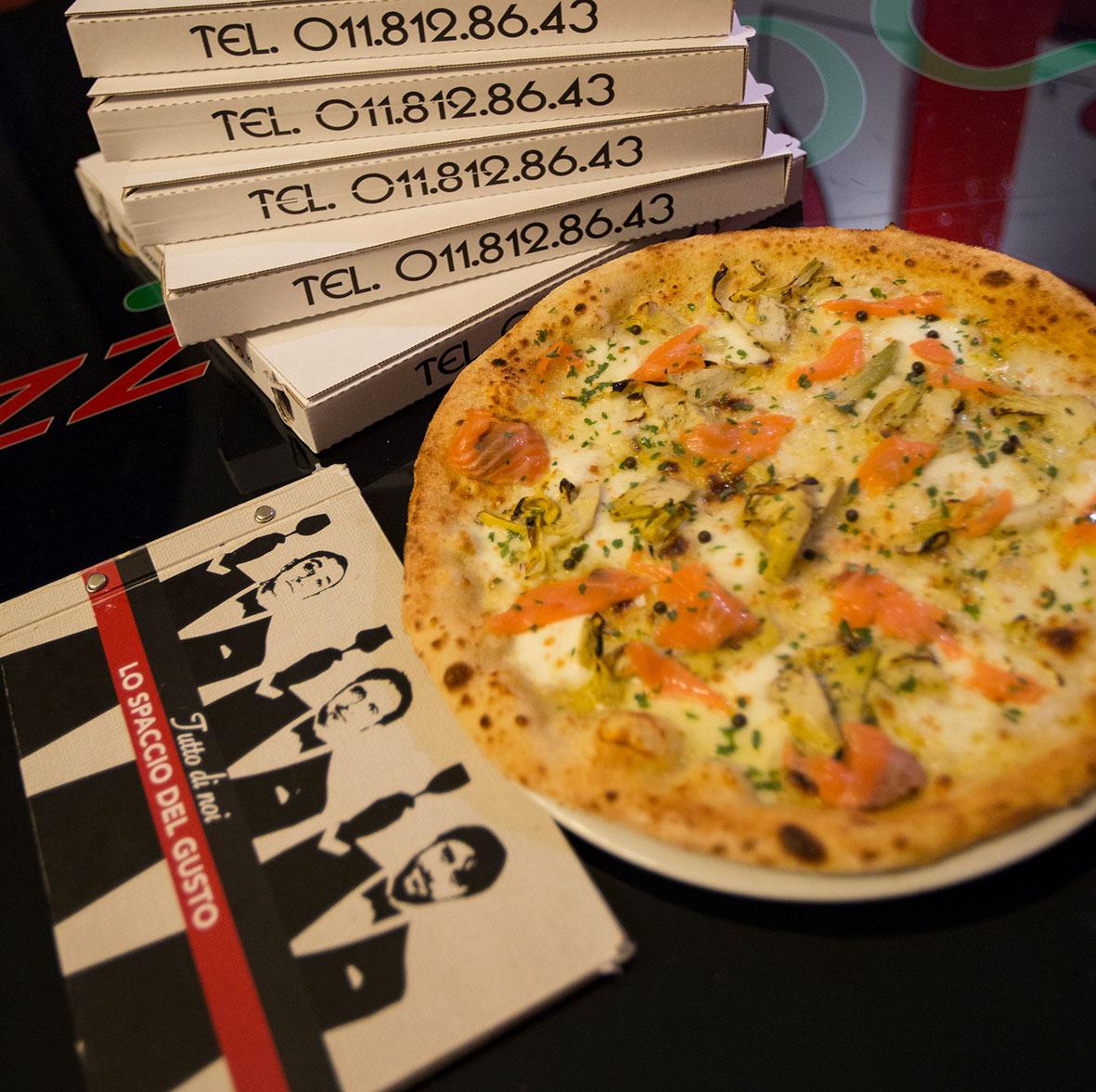 PizzaAdHoc-pizzaAsporto Pizza Domicilio Torino Centro