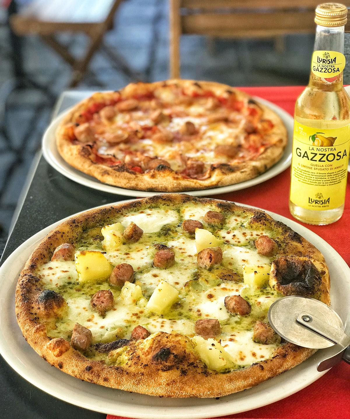 Pizza Ad Hoc Pizzeria Torino Centro
