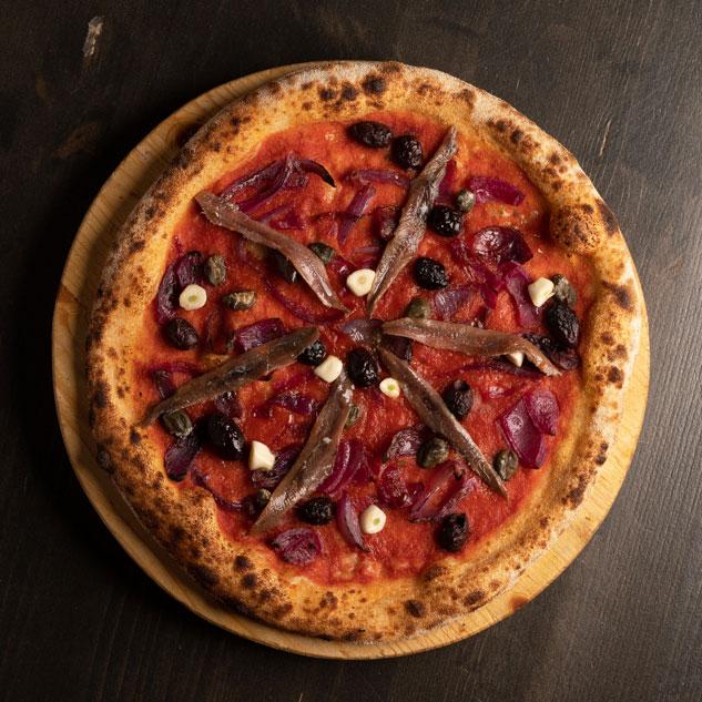 Pizza AdHoc Torino